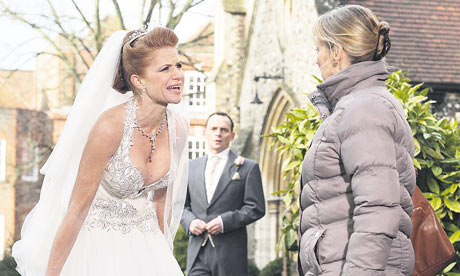 bianca from eastenders things every bride worries about
