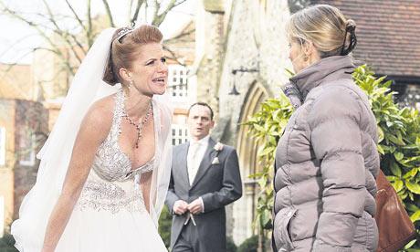 bianca from eastenders things every bride worries about