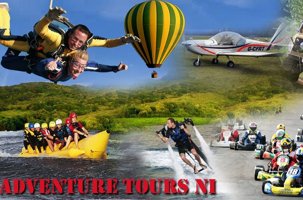 activities with adventure tours ni