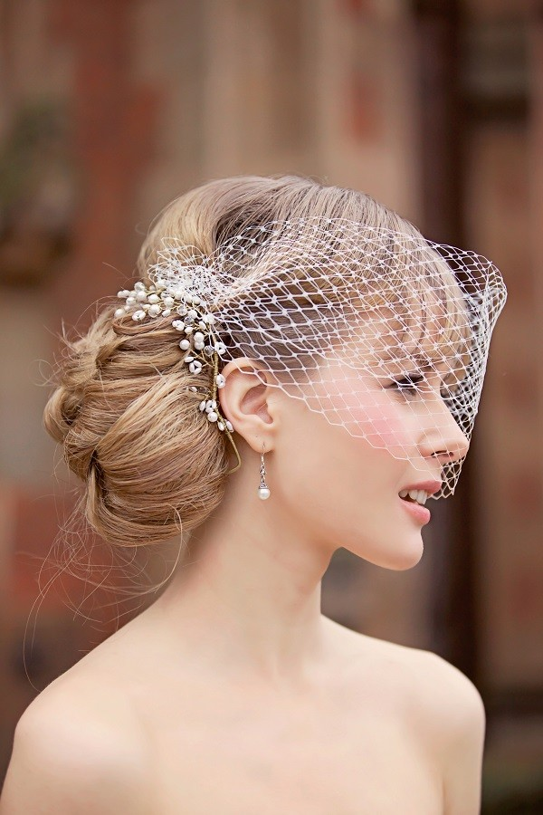 wedding traditions - wearing a veil