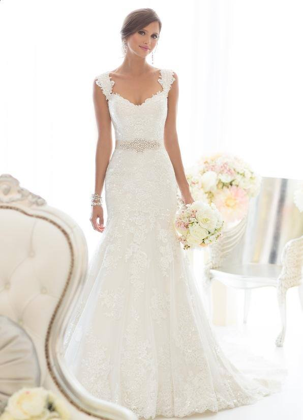 Pearls and Lace Bridal