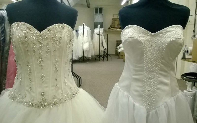 Brides Beware: why buying a wedding dress online can be a BIG mistake ...