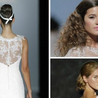 Spring Wedding Hair Trends
