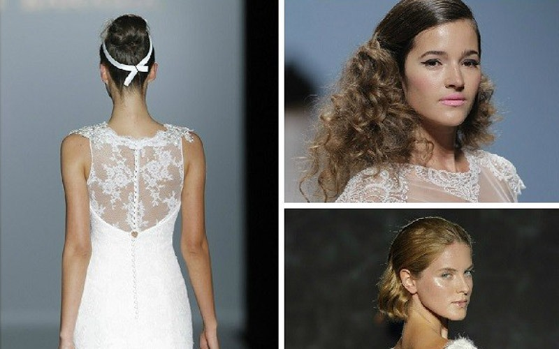 Spring Wedding Hair Trends