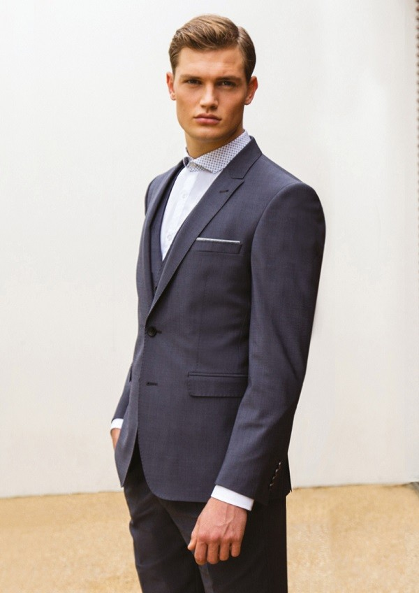 Summer 2015 suit trends for grooms