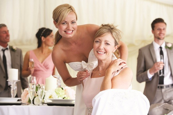 wedding jobs for mum