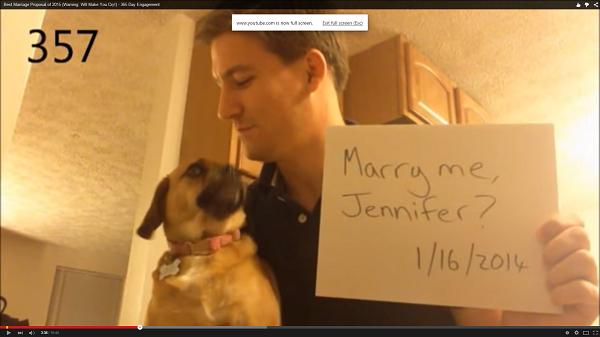 viral proposal video