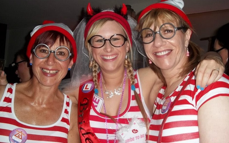 where's wally hens