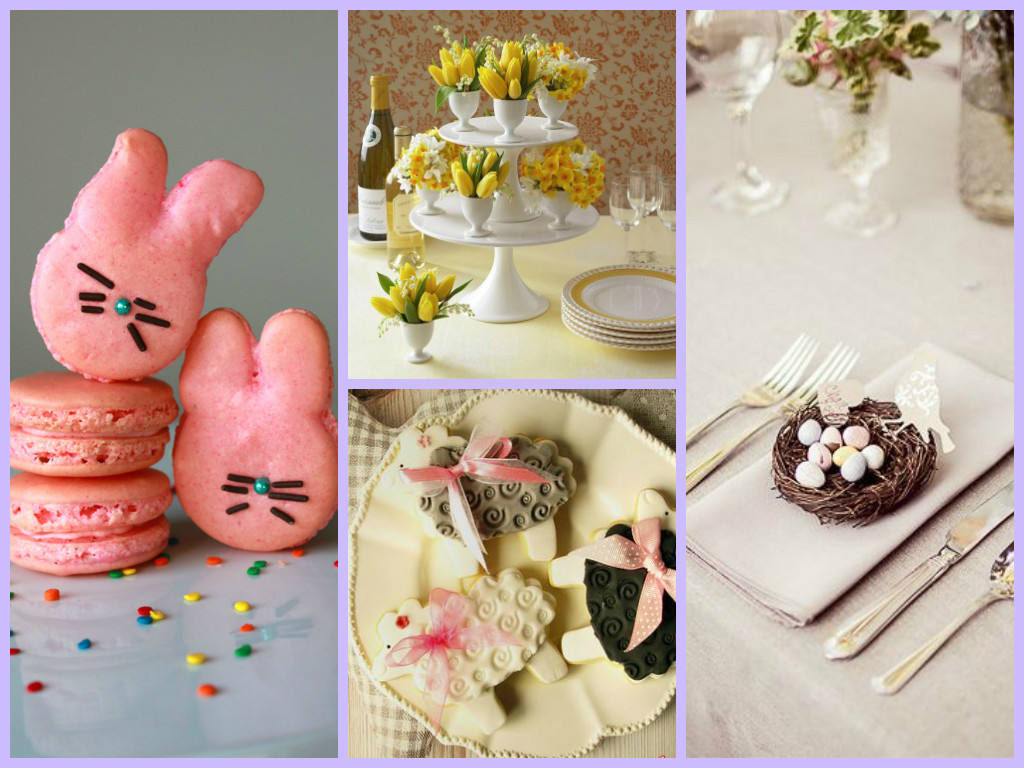 15 reasons why you should have an easter wedding easter themed table gifts and wedding favours can be so darn cute negle Image collections