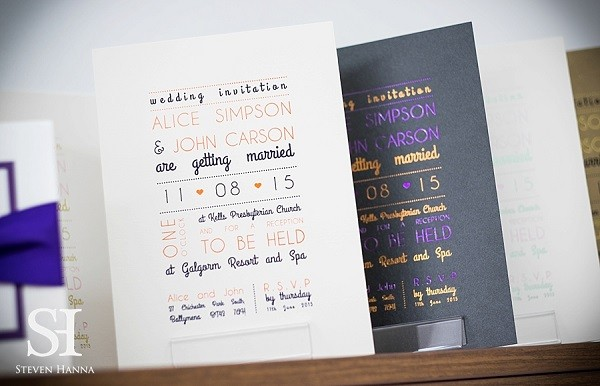guide to wedding invitations cards