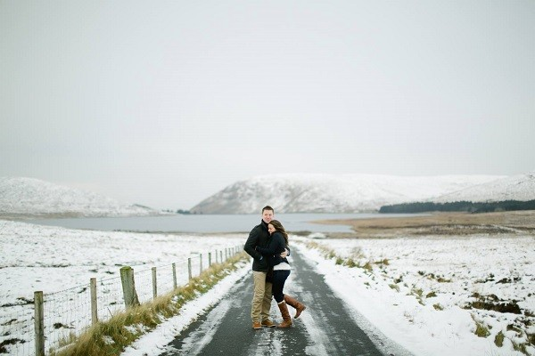 unique engagement shoot ideas ireland