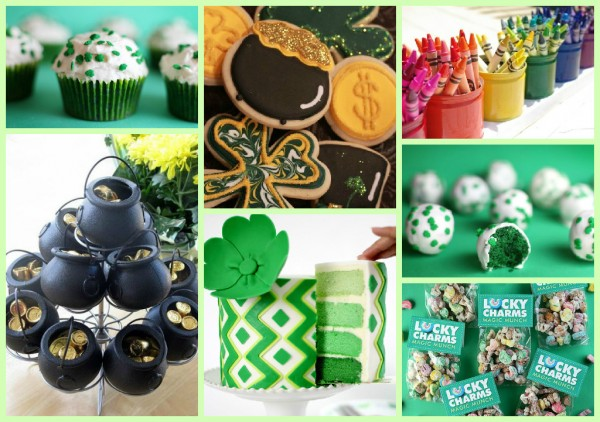 St. Patrick's Day Wedding Inspiration 6