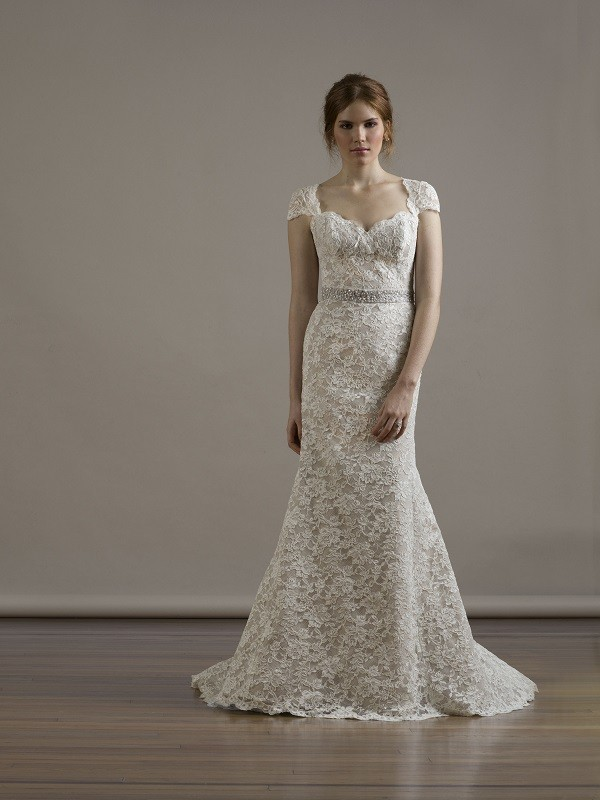 5c63182612c0 Lace wedding dresses for all figures