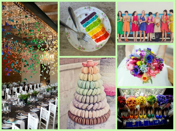 St. Patrick's Day Wedding Inspiration 2