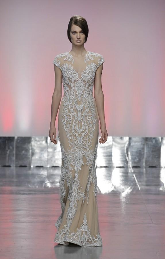 Lace wedding dresses 2