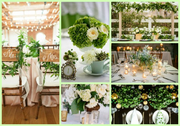 St. Patrick's Day Wedding Inspiration 4