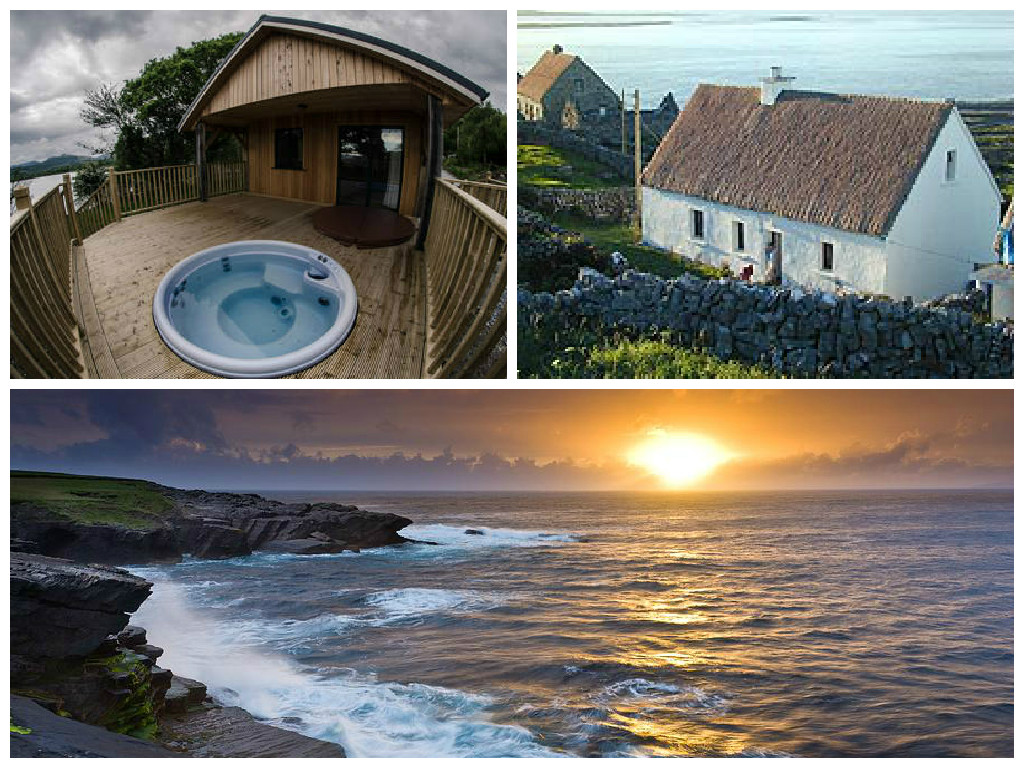 pinterest cottages honeymoon county eire cottage ireland in ballilogue kilkenny pin