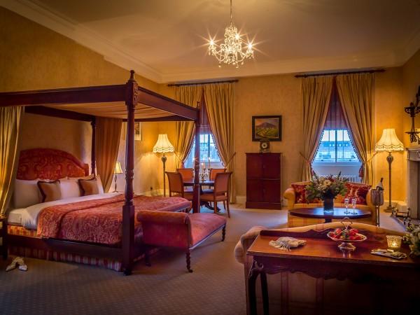 Hotel Meyrick Bridal suite