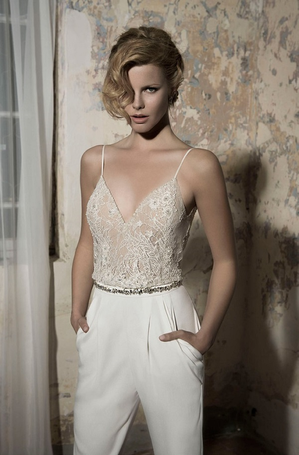 Ralph And Russo Wedding Trend Bridal Trouser Suits 6