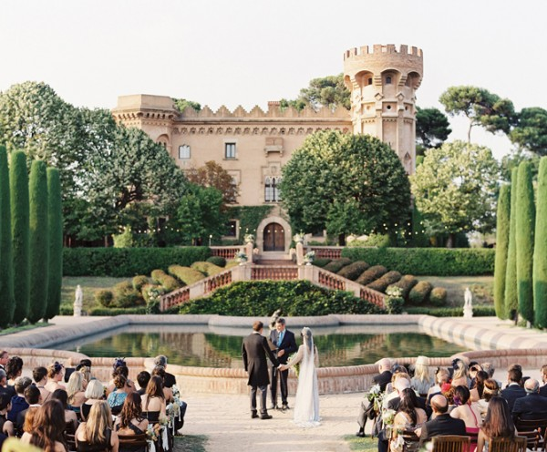 Barcelona Destination Wedding