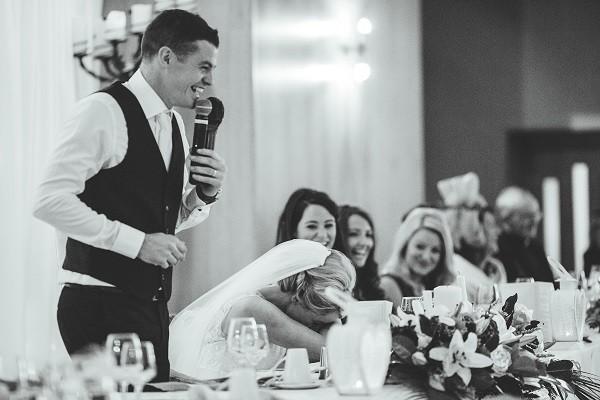 Real Irish Wedding - Declan and Ciara Vila Rose Hotel
