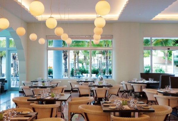 Traymore restaurant dessert at Metropolitan Miami
