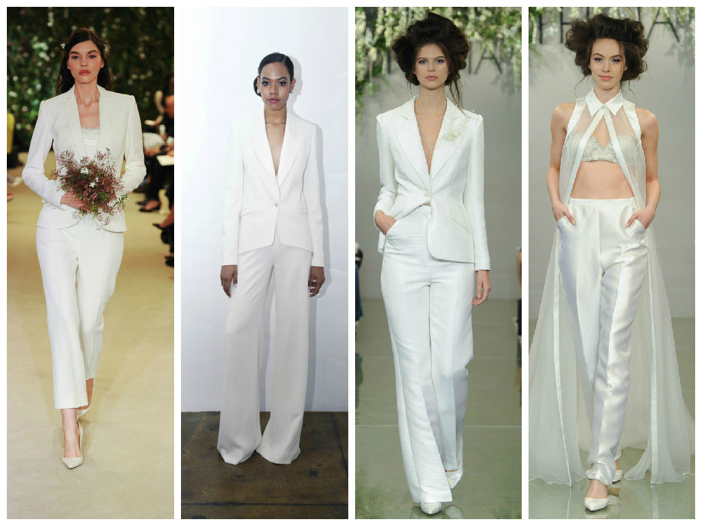 Hot Off The Runway: NY Bridal 2016 Trends
