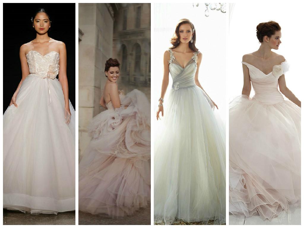 Trend alert tulle wedding dresses for Sophia tulle wedding dress