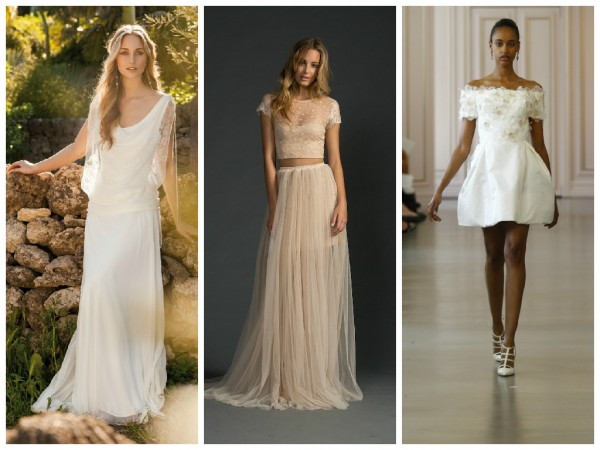 vow renewal dresses Kim Kardashian
