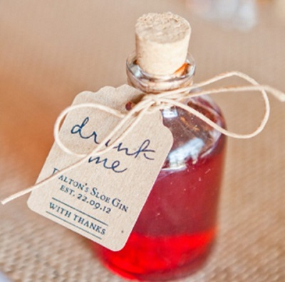 low cost D.I.Y wedding favours 10