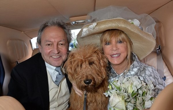 Pattie Boyd third marriage
