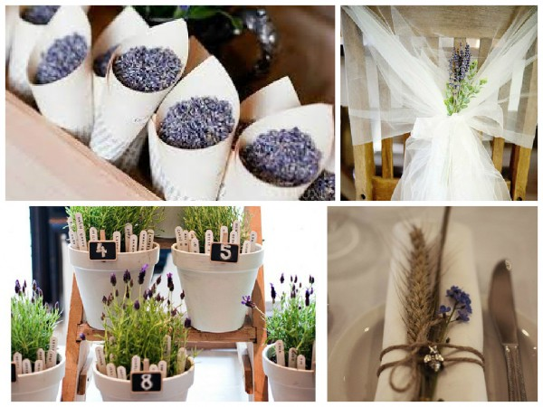 Lavender wedding 7