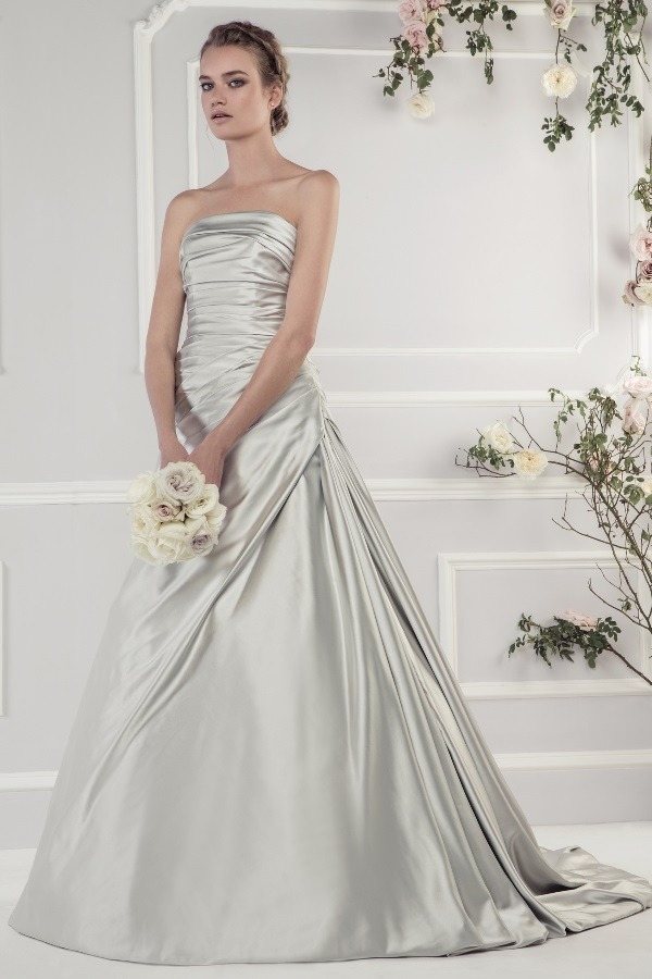 Silver Wedding Trend