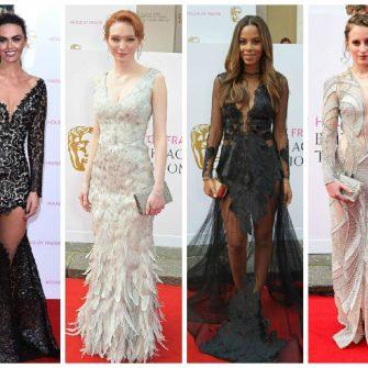 2015 Bafta Dresses