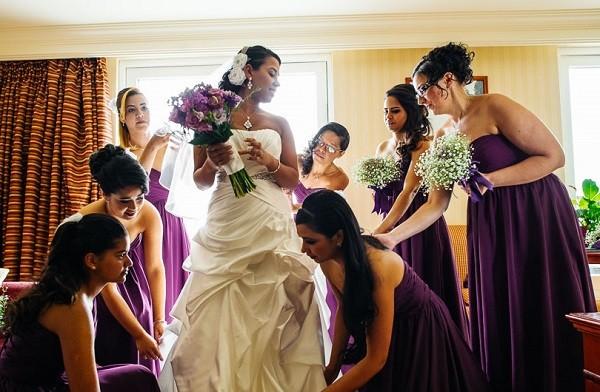 Real Irish Wedding, Alex and Ingrid, Knightsbrook Hotel