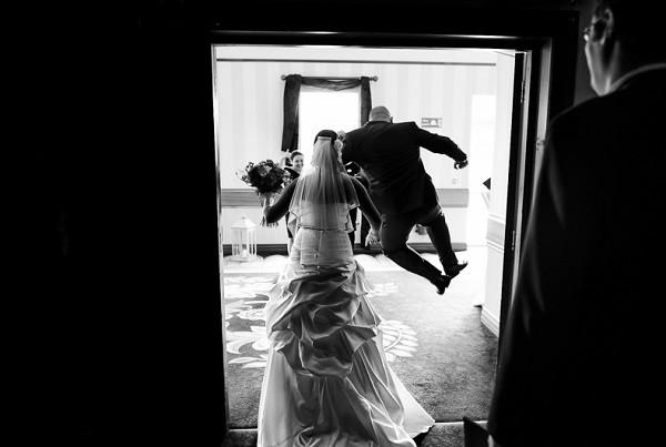 Real Irish Weddings, Alex and Ingrid