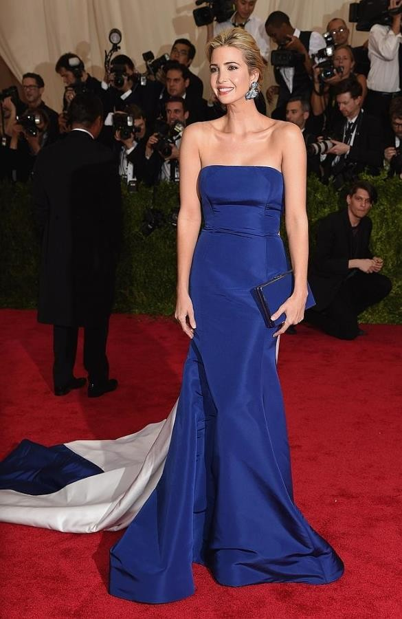 Bridal Trends at the 2015 Met Gala