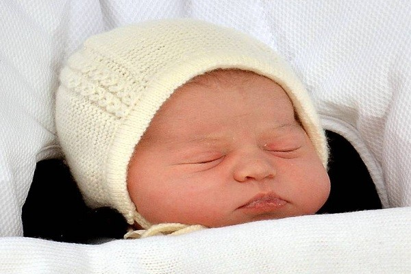 Royal Baby Catherine Elizabeth Diana