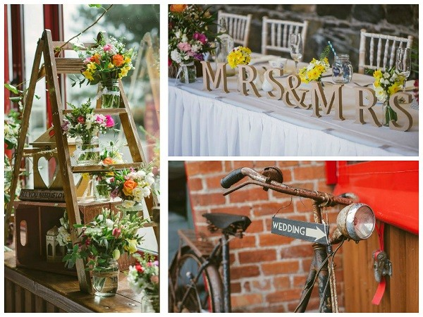 Real Irish Wedding, Beth & Morena Riverdale Barn