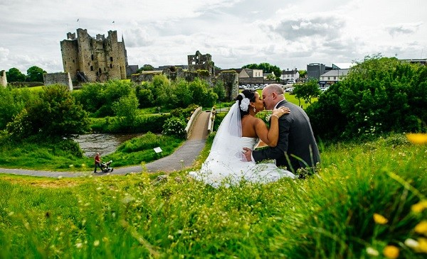 Real Irish Wedding, Knightsbrook Hotel