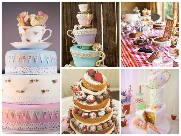 tea party themed wedding 5