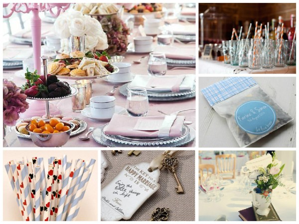 tea party themed wedding 6