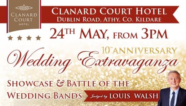 Clanard court hotel wedding extravaganza