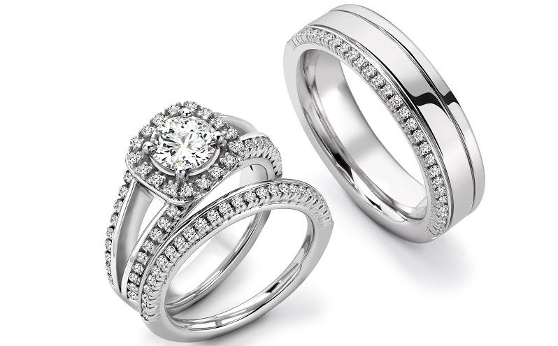 Win £500 off a diamond ring with Ellisons Jewellers