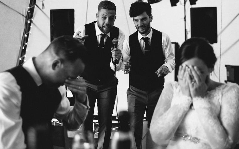 Feeling Speechless? How To Write The Best Wedding Speech Ever