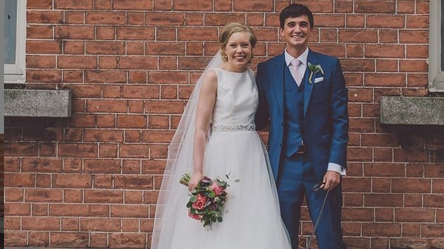donal skehan gets married