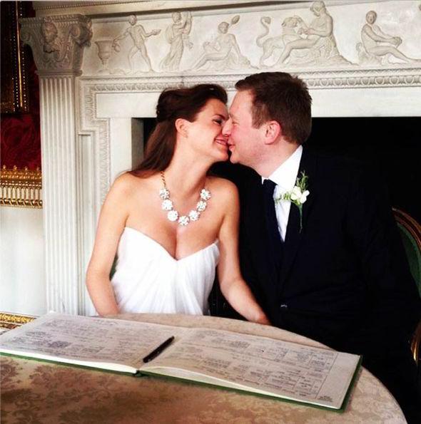 chloe delevingne wedding