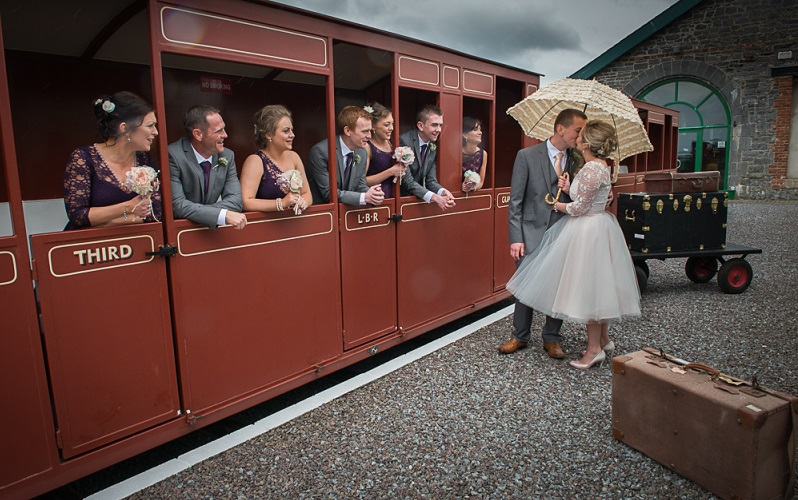 Real Irish Wedding - Tom O Sullivan & Orla O Connor The Devon Inn