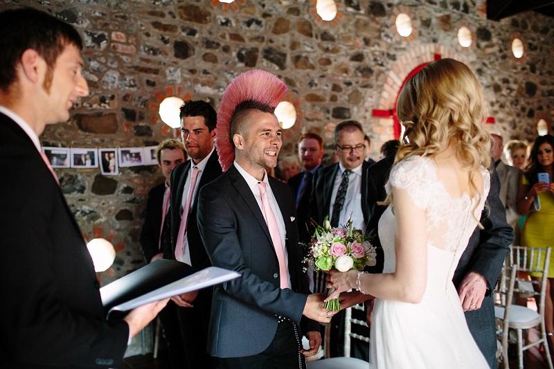 Real Irish Wedding Amy & Jim, Riverdale Barn (4)