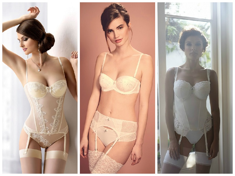 dfe473ebc Bridal lingerie - from day to night